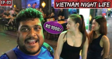 VIETNAM NIGHTLIFE GIRLS PRICE | RED LIGHT DISTRICT VIETNAM | 4K