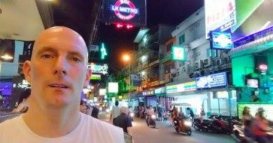 Soi LK Metro (4K) Pattaya Thailand