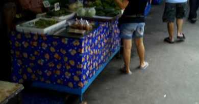 Thai Fruit Market | Trat, Thailand