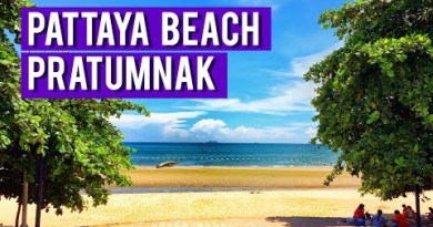 Pattaya Beaches: Phratamnuk Seaside Between Pattaya Park & Centara Gigantic Motels, Can also 2018