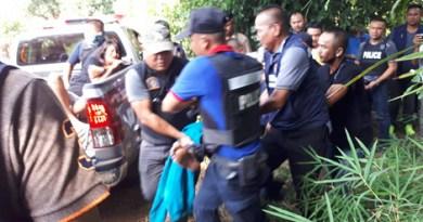 Pattaya American shoots himself, wife as Pattaya fugitives recaptured