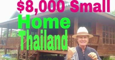 $8,000 Budget recede SMALL Dwelling Thailand EXPAT retirement internet optimization chiang mai