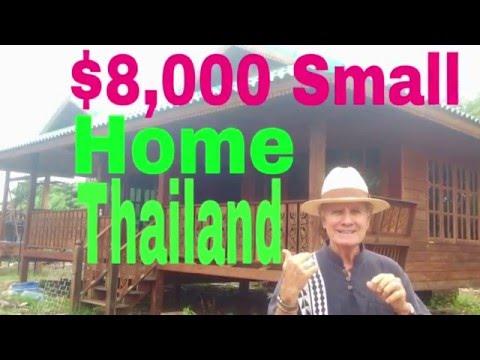 $8,000 Budget recede SMALL Dwelling Thailand EXPAT retirement internet optimization chiang mai