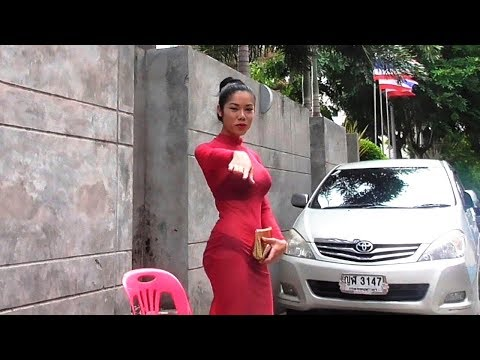 There are No Females on this Street – Soi 6/1 Pattaya Thailand