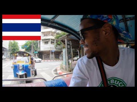 Adventures in Bangkok