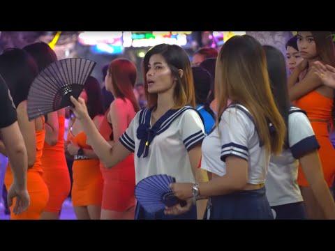 Lot Of Folks Here – Pattaya Strolling Facet toll road April 2019