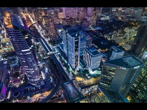 Bangkok – The Great thing about Faith (Thailand Time Lapse HD)