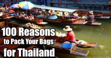 100 Issues to realize in Thailand, 100 Reason to head to Thailand