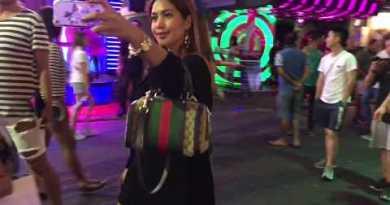 Pattaya Walking Boulevard – Too Many Freelancers