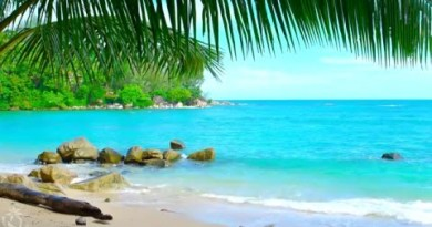 🎧 Tropical Island Seaside Atmosphere Sound – Thailand Ocean Sounds For Relaxation And Holiday Feeling