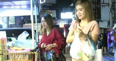 Pattaya Nightlife – Walking Avenue