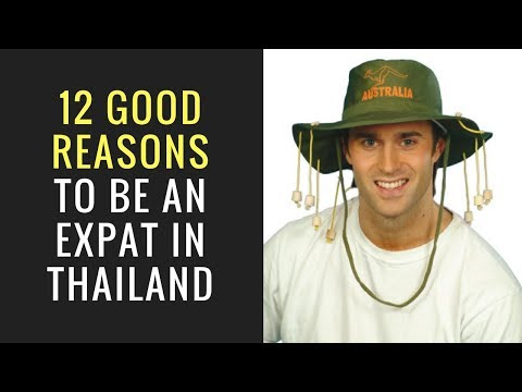 12 Causes to Turn out to be An Expat in Thailand