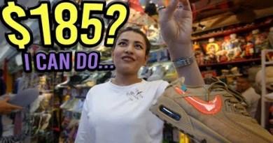 Bangkok Fallacious Market Bonanza!