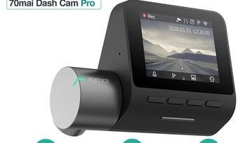 Original 70mai Dash Cam Pro 1944P Speed & Coordinates GPS ADAS 70mai pro Car Dash Camera WiFi DVR Voice Control 24H Park 70 MAI