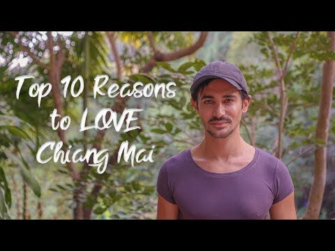 High Ten Causes Chiang Mai is a Digital Nomad's Paradise – Hiking the Monk's Path up Doi Suthep
