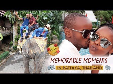AMAZING MEMORIES  IN PATTAYA, THAILAND | THE WAJESUS FAMILY DAY 3