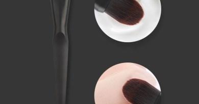 Cosmetic Brush Mask Brush Foundation Brush Fiber Hair Cosmetics Tool Makeup Cosmetics Full Professional Makeup Tool 2 Colors