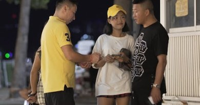 Pattaya Seashore Avenue Adorable Ladies trying ahead to the man of her dreams