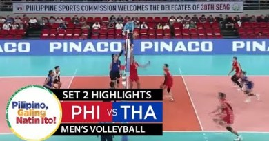 Philippines vs. Thailand – December 8, 2019 | Males's Volleyball | Save 2 Highlights | 2019 SEA Video games
