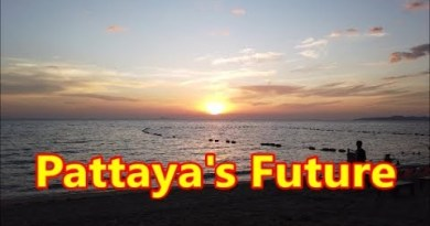 Pattaya's Jam and Future Plans