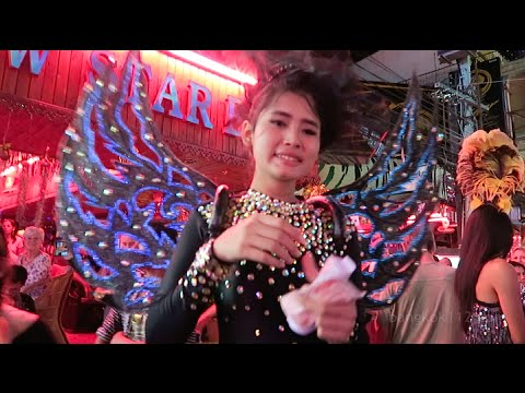 Pattaya Strolling Avenue – Original Years Eve 2016