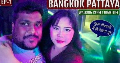 BANGKOK PATTAYA WALKING STREET NIGHTLIFE   BOLLYWOOD CLUB PATTAYA   4K