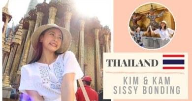 THAILAND! Kim & Kammy Sissy Bonding | Kim Chiu PH