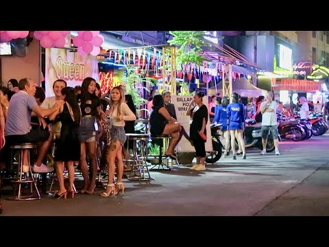 Pattaya Nightlife – Vlog 383