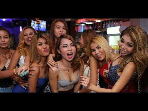 Thailand – Bangkok Khao san street & Pattaya strolling avenue – #62