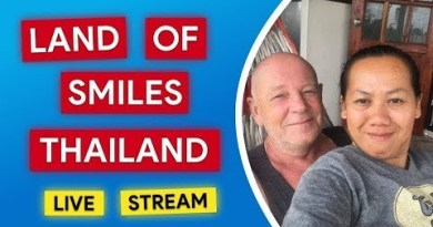 Thailand Livestream with Simon and Mem and Ian