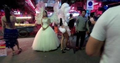"""Pattaya Strolling Road """"Ladyboy Showgirls"""" (MT) MMXVIII"""