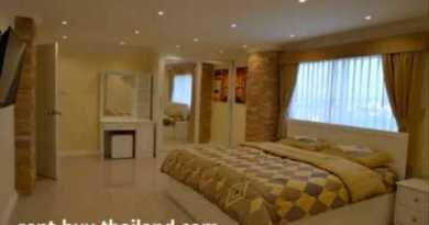 Penthouse House for sale-hire – Luxury 2 mattress condominium Pattaya Thailand