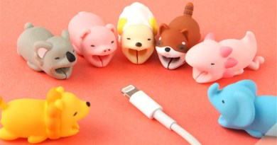 Animal Cable Bite Protector Winder Cute Cartoon Cover Protect Case Wire Organizer Holder For IPhone Huawei xiaomi Earphone cable