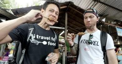THAI FOOD TOUR of Bang Nam Pheung with MARK WIENS | Bangkok, Thailand