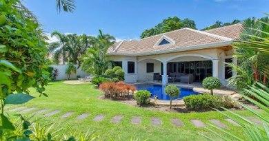 Pattaya Villas – Pattaya Presidential Villa – 4 Bedrooms