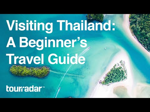 Visiting Thailand: A Beginner's Dash Files
