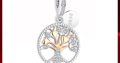 ELESHE 2017 New 925 Sterling Silver Tree Of Life Gold Beads Charms Fit Original Pandora Bracelet Pendant Jewelry Gift For Family