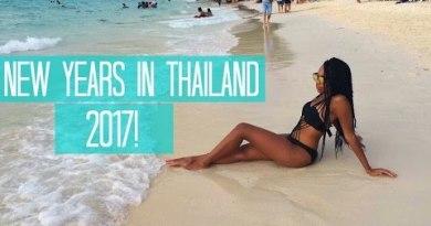 Shuttle Diary: New Years 2017 in Pattaya & Koh Larn Thailand
