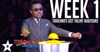 Thailand's Bought Skill 2018 | WEEK 1 | Auditions | Bought Skill Global