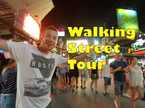 WALKING STREET Entire Avenue Stroll (RAW)