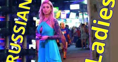 Russian girls again the most sparkling – Strolling Avenue Pattaya
