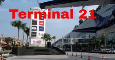 Terminal 21 Pattaya Thailand