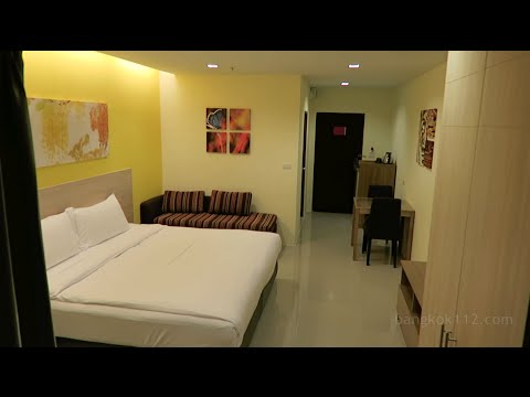 Pattaya Hotel – from fully $20.50