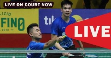 Stay On Court Thailand Masters 2020 Badminton Hari ini 21/01/20