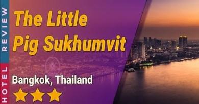 The Tiny Pig Sukhumvit hotel review | Accommodations in Bangkok | Thailand Accommodations