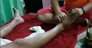 Pattaya Thailand Foot Therapeutic massage Secrets Revealed