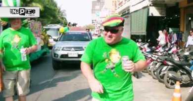 ST Patrick's Day Parade  PATTAYA, THAILAND