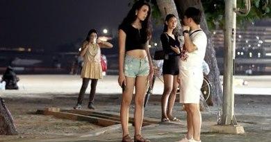 Pattaya, Seashore Road – What an extraordinarily good different