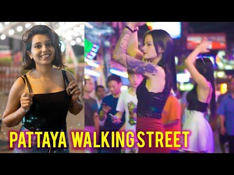 CRAZY evening at PATTAYA//WALKING STREET – VLOG #5   Thailand Diaries