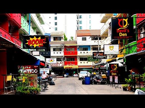 STREETS OF PATTAYA – SOI LK METRO CENTRAL | Pattaya Beach, Thailand